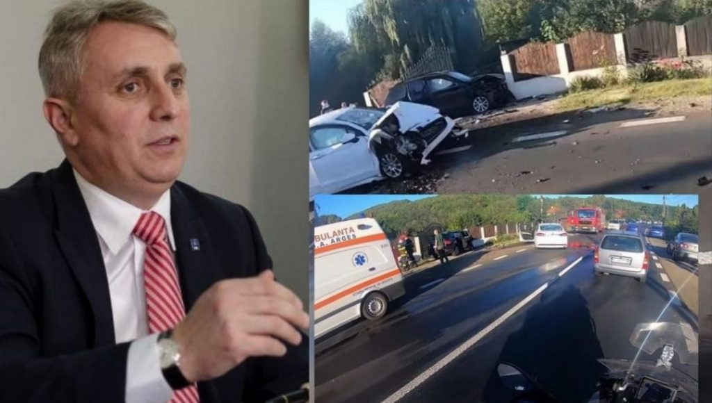 Accidentul s-a produs în septembrie, anul trecut, în județul Argeș.